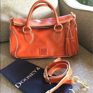Florentine satchel
